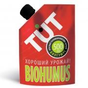 Биогумус TUT хороший урожай дой-пак, 0,5 л