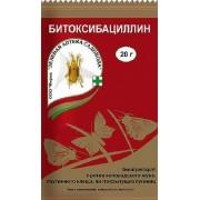 Биопрепарат от колорадского жука, паутинного клеща, листогрызущих гусениц, Битоксибациллин 20 гр