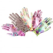 Перчатки садовые нейлоновые
